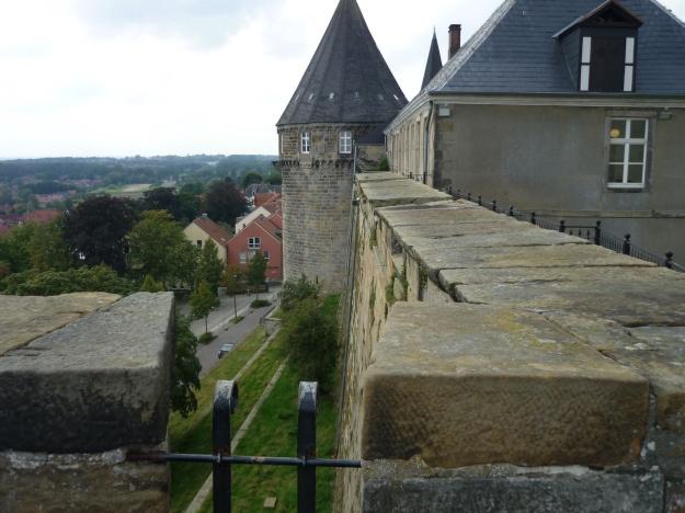 Bad Bentheim Castle Wall
