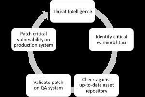 Critical Vulnerabilities Mitigation Process
