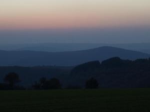 View on Saargau